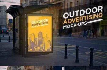 1707040 Outdoor Advertising Mock-Up Vol.2 1981708 2