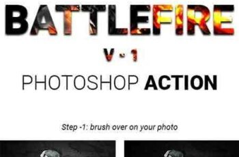 1707048 Battlefire -1 Game Fire Effect Photoshop Actions 15902401 6
