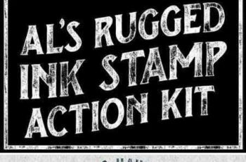 1707084 AL's Rugged Ink Stamp Action Kit 1936294 3