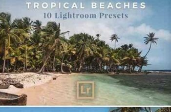 1707105 Tropical Beaches – Lightroom Presets 1942354 5