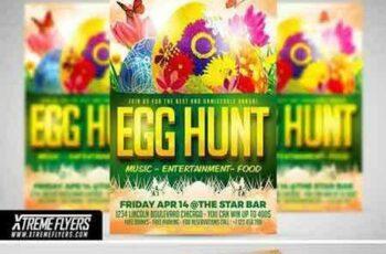 1707110 Easter Egg Hunt Flyer Template 1815346 2