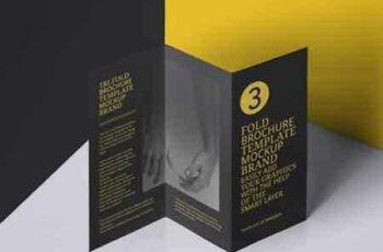 1707113 Tri Fold Mockup US A4 Vol 6 5
