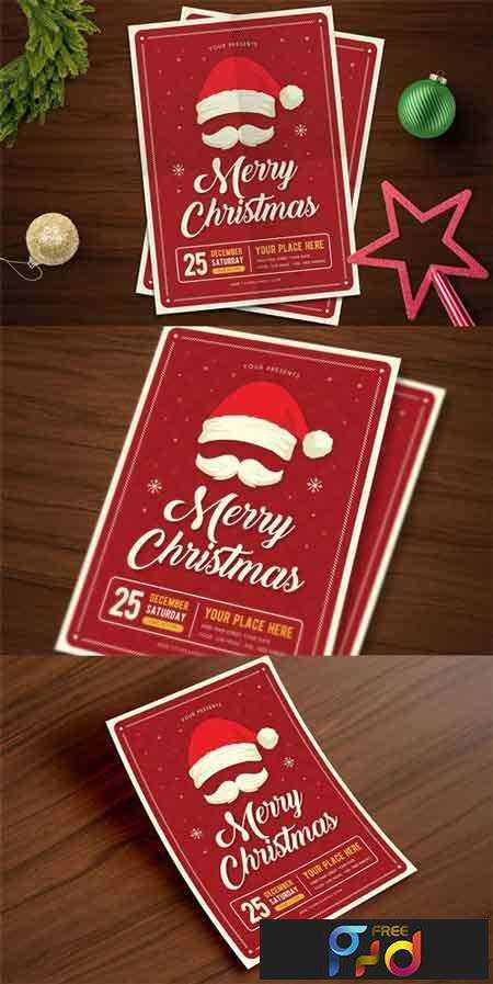 1707120 Christmas Party Flyer 1