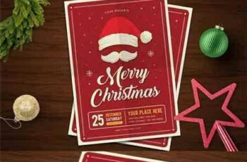1707120 Christmas Party Flyer 5