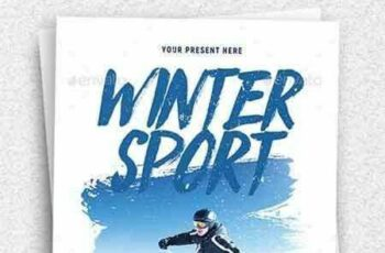1707126 Winter Sport Flyer 20880933 2