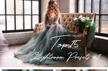 1707151 TOP15 Lightroom Presets #1 1972660 2