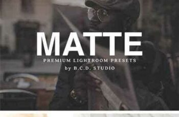1707153 MATTE Lightroom Presets 1974073 7