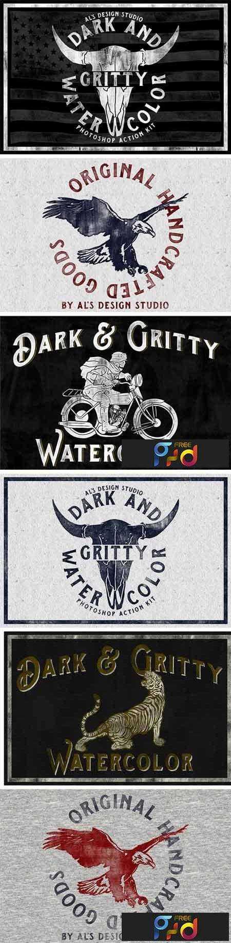 1707157 AL's Dark & Gritty Watercolor Action 1952483 1