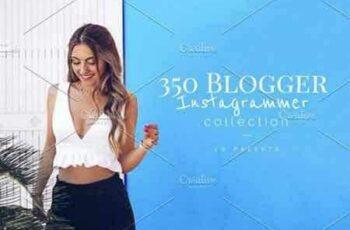 1707159 350+ Blogger Instagrammer LR Presets 1942266 4