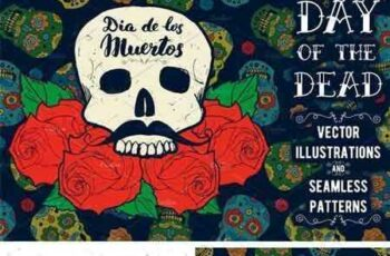 1707169 Day of the Dead, Cards and Patterns 1939019 7