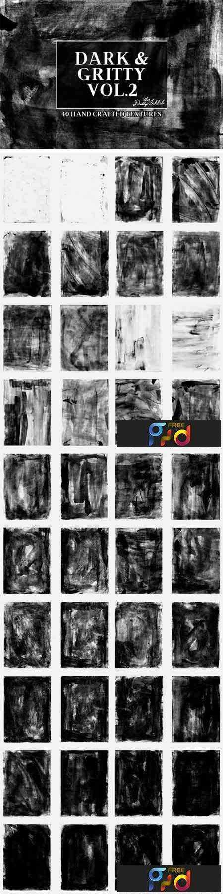 1707172 Dark & Gritty Vol. 2 1952975 1