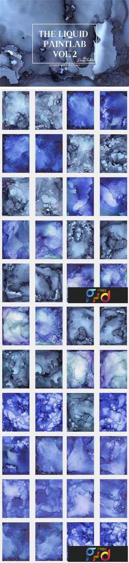 1707177 The Liquid Paintlab Vol. 2 1971435 1