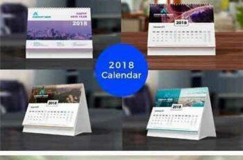 1707191 Desk Calendar 2018 1911121 3