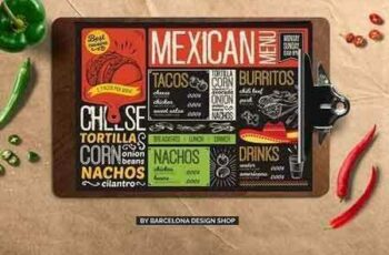 1707199 Mexican Food Menu Template 2032116 6
