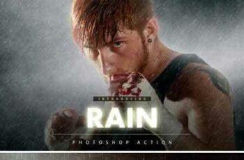 1707206 Rain Photoshop Action 1957390 7