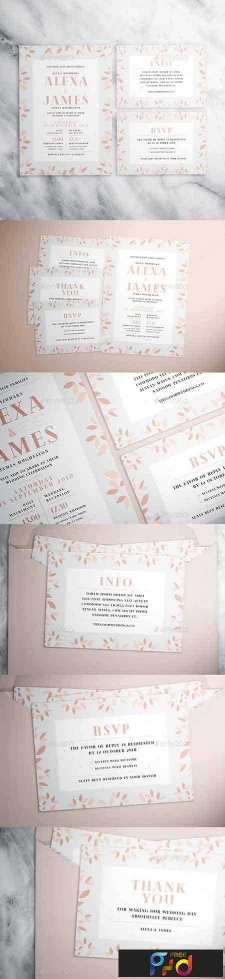 1707233 Simple Flower Wedding Suite 20518771 1