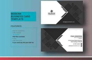 1707252 Modern Business Card 1408618 4