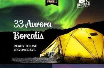 1707263 33 Аurora Borealis Photo Overlays 1843630 10