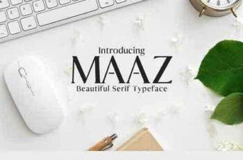 1707274 Maaz Serif 6 Fonts Family Pack 1347029 6