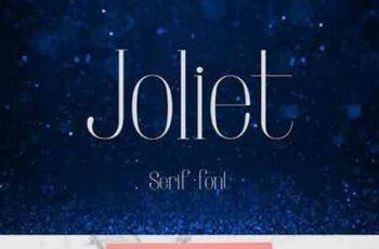 1707288 Joliet - Serif font 1997039