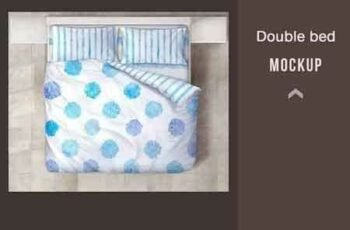 1707291 Double Bed Mockup 1457245 6