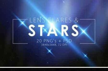 1708005 Stars & Flare Pack 415059 3