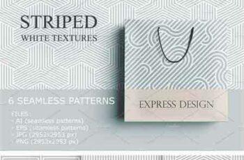 1708018 Striped Seamless Geometric Patterns 1997760 2