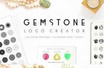 1708033 Gemstone Logo Creator 1361924 4