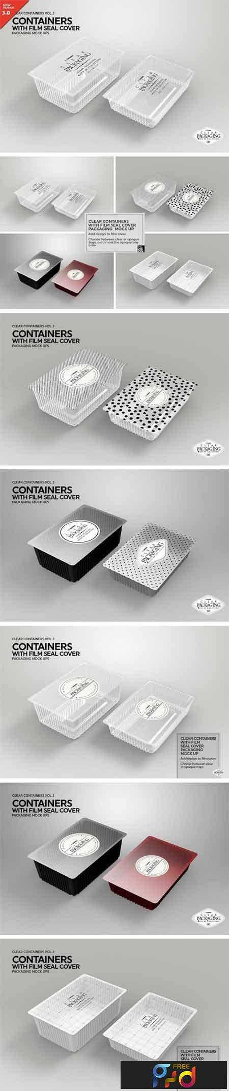 1708078 Clear Film Seal Container MockUp 2022766 1
