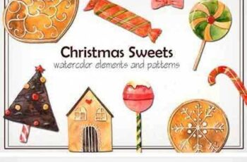 1708079 Christmas Sweets Set 2008962