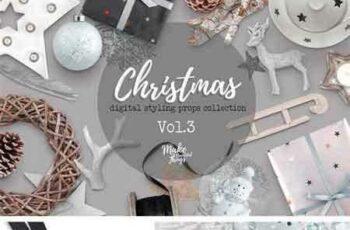 1708081 Christmas Digital Styling Props V.3 2040391 6