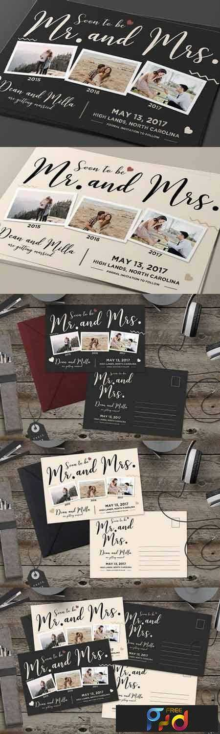 1708087 Save the Date Post Card 1406195 1