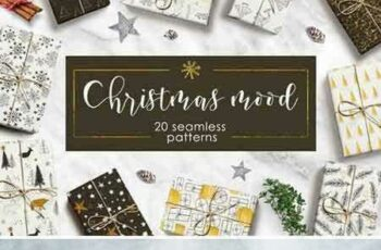 1708110 Christmas mood - pattern set 1870136 4