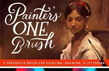 1708139 Procreate Brush Painter's One Brush 2052478 3
