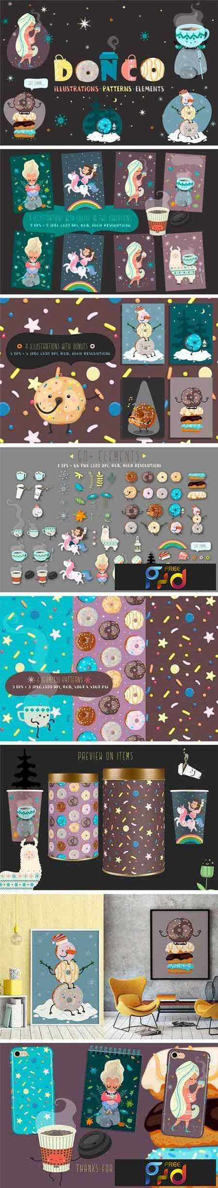 1708148 DONCO (Coffee and Donut) 2054018 1