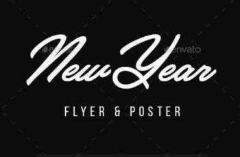 1708149 New Year Flyer Vol.5 21061474 3