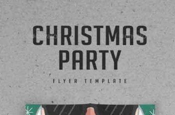 1708152 Santa party Flyer vol.4 21052715 4