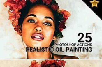 1708160 25 Realistic Oil Painting Actions 2 2058336 5