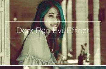 1708178 Dark Red Evil Effect 2072081 16