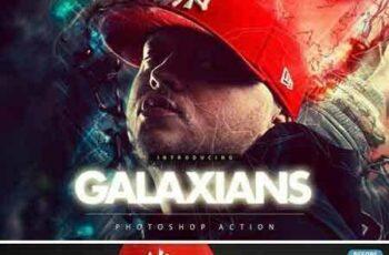 1708182 Galaxians Photoshop Action 1201746 7