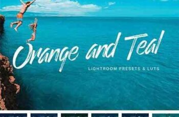 1708199 Orange Teal Lightroom Presets and LUTs 21091784 4