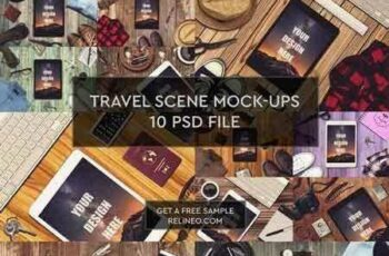 1708200 Travel Mock-up 10 PSD Pack 1930647 8