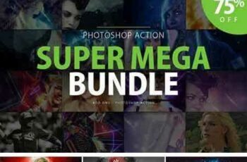 1708212 Super Mega Bundle Photoshop Action 2064608 5