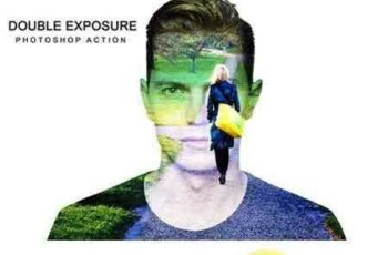 1708213 Double Exposure Photoshop Action 2070513 3