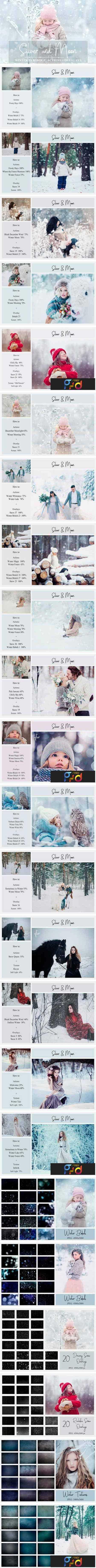 1708215 Winter Bundle PS Actions + Overlays 2052253 - FreePSDvn