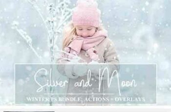 1708215 Winter Bundle PS Actions + Overlays 2052253 2