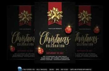 1708233 Christmas Celebration Flyer 2032740 8