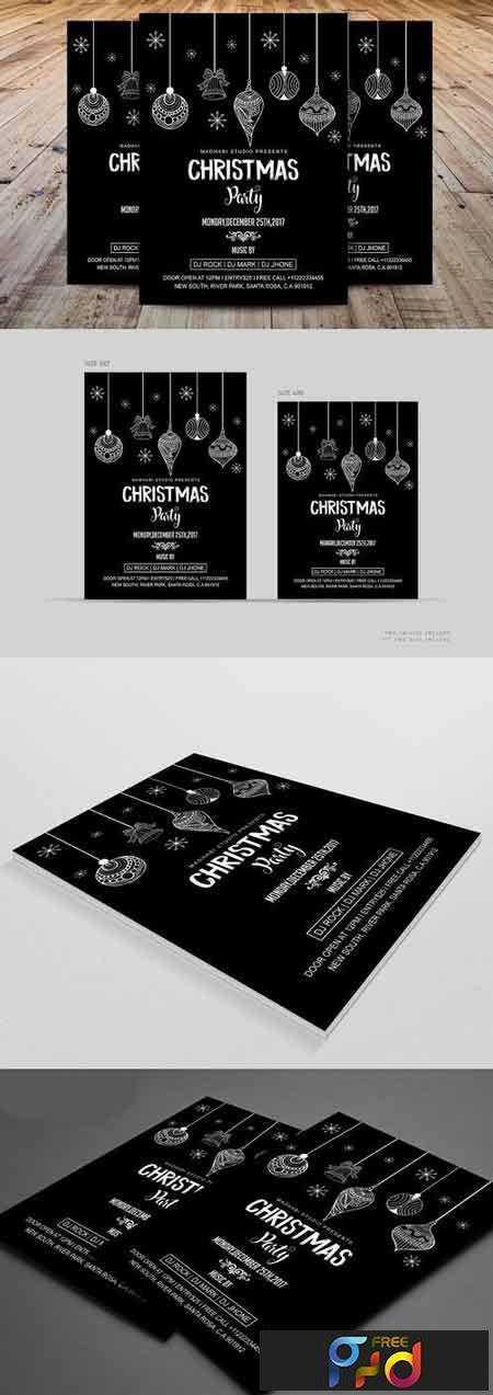 1708243 Christmas Flyer Template 2032253 1