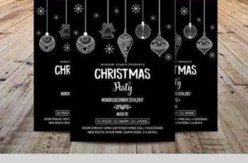 1708243 Christmas Flyer Template 2032253 5