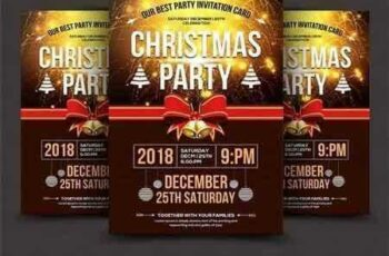 1708249 Christmas Party Flyer 2031497 2